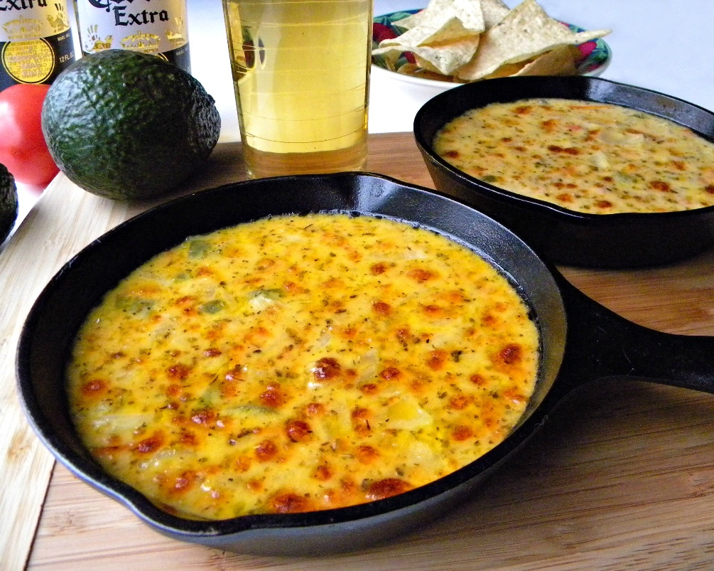 How to Make Queso Fundido - The Billionaire Mexican Cheese Dip by Cleo ...