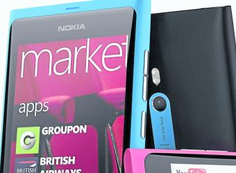 Nokia lanzará una tableta con Windows 8 en el 2012.