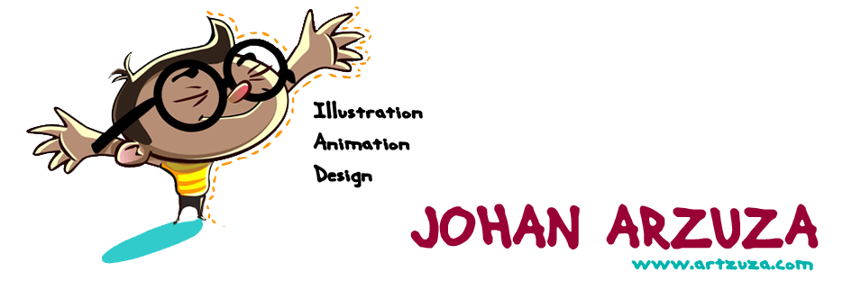 ARTzuza Animacion de personajes