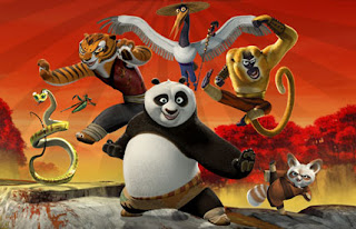 Kung Fu Panda (2008) Animation Movie Bluray HD