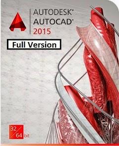 Autodesk AutoCAD 2015 (32-64 bit) Full + Keygen and Key