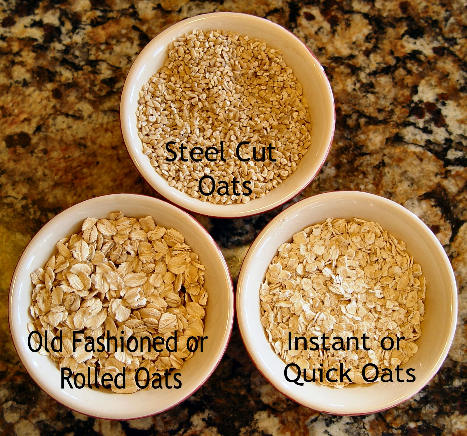Overnight Apple Cinnamon Steel Cut Oats Crock Pot