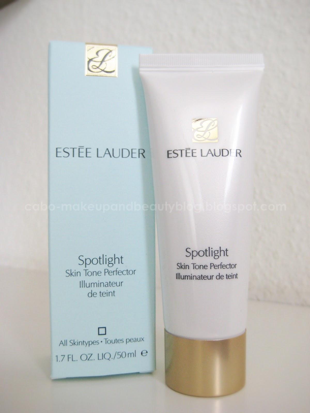 cabo makeup beauty by es estee lauder spotlight skin. Black Bedroom Furniture Sets. Home Design Ideas
