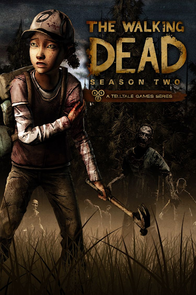 Press Start - The Walking Dead: Season 2