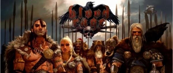 Blood Rage Kickstarter Launch