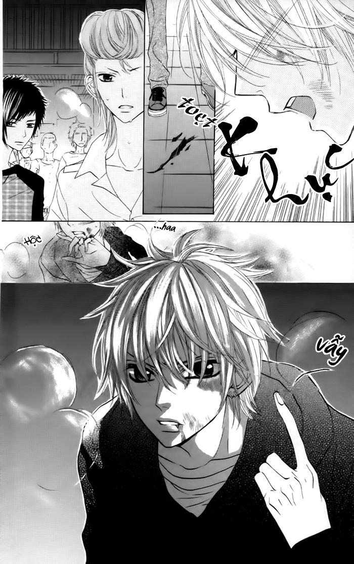 Obaka-chan, Koigatariki Chap 24 - Next Chap 25