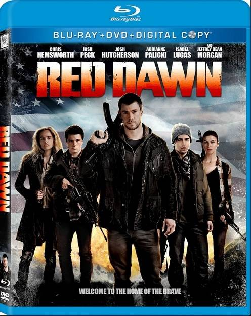 Red Dawn (2012) BluRay 720p 800mb