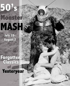 50's Monster Mash Blogathon