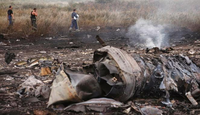 Malaysia Airlines Ganti Nomor Penerbangan dari MH17 ke MH19