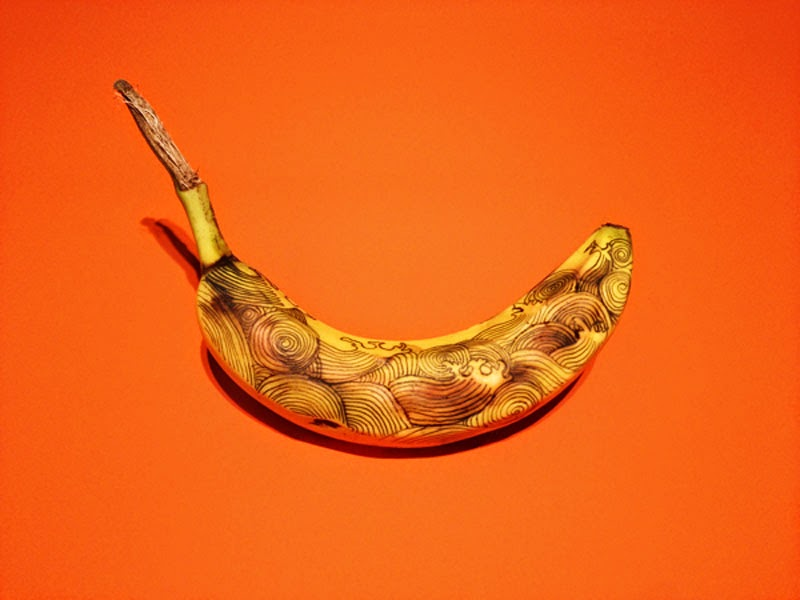 Banana Graffiti de Marta Grossi