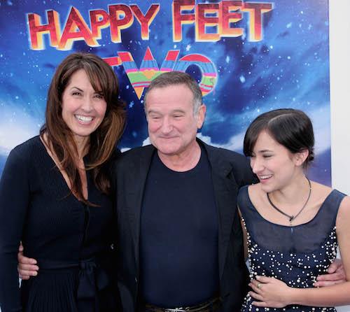 Família de Robin Williams está sob combate por seus bens!