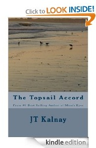 Free eBook Feature: The Topsail Accord by JT Kalnay