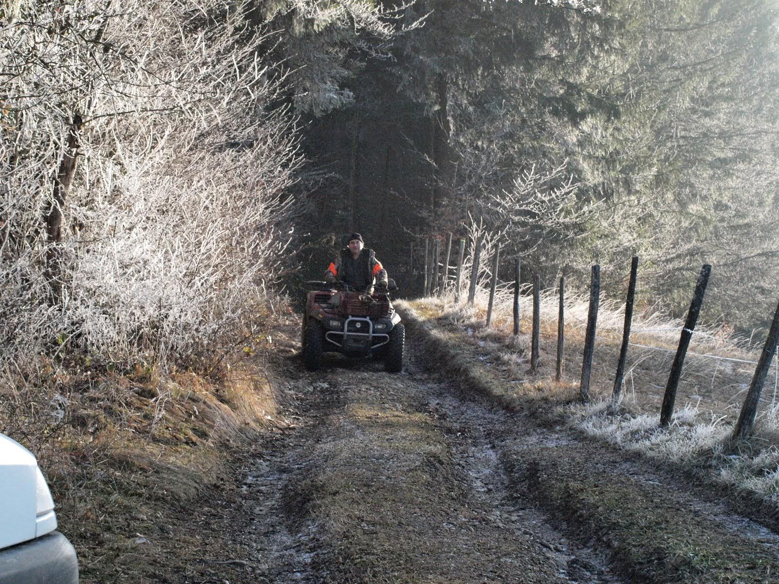 Petit tour à Malleval en Vercors 2012
