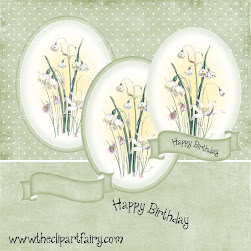 Oval Make Me A Topper KIT - Flowers 1