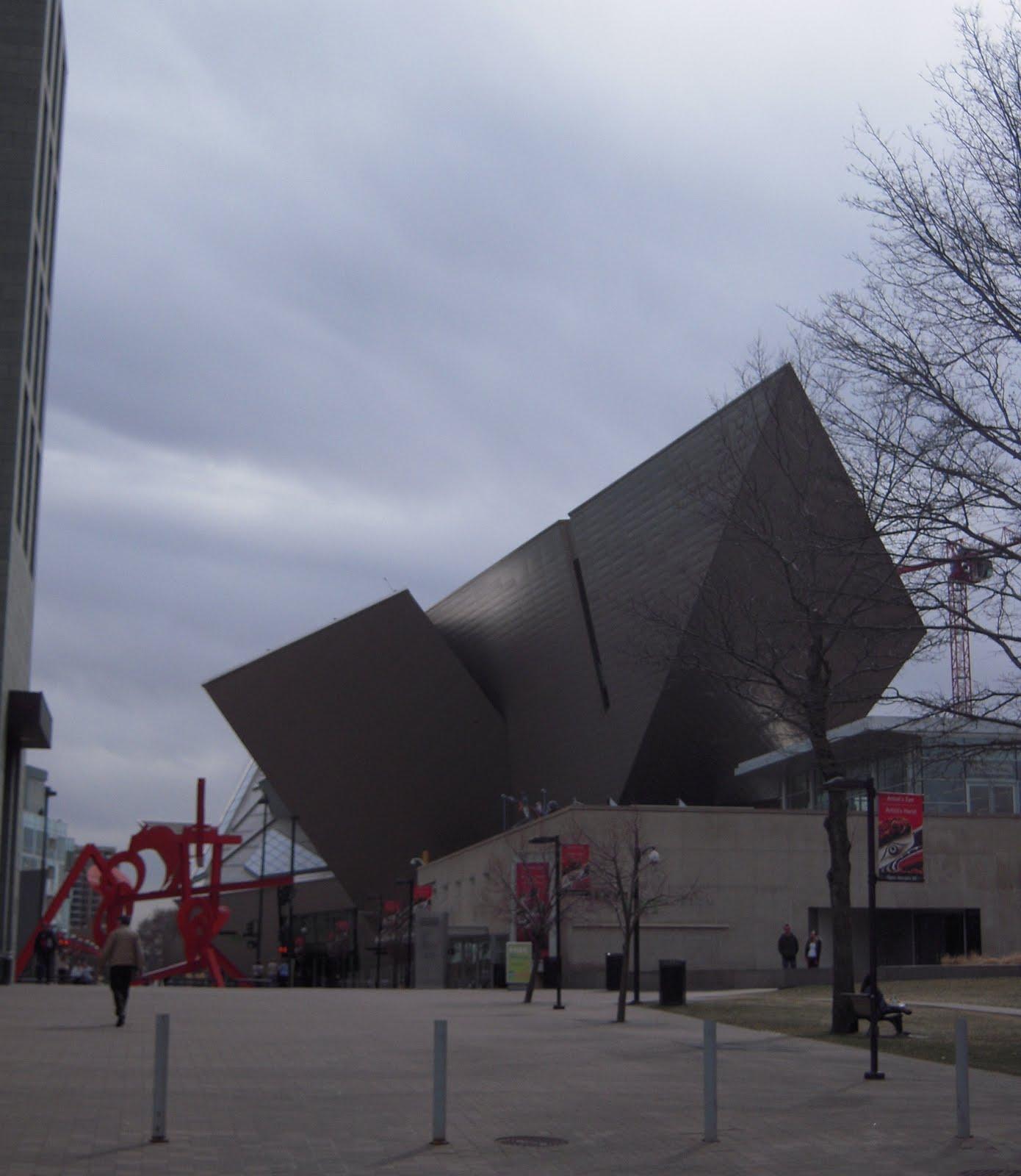 Un Món Volàtil: Extension To The Denver Art Museum