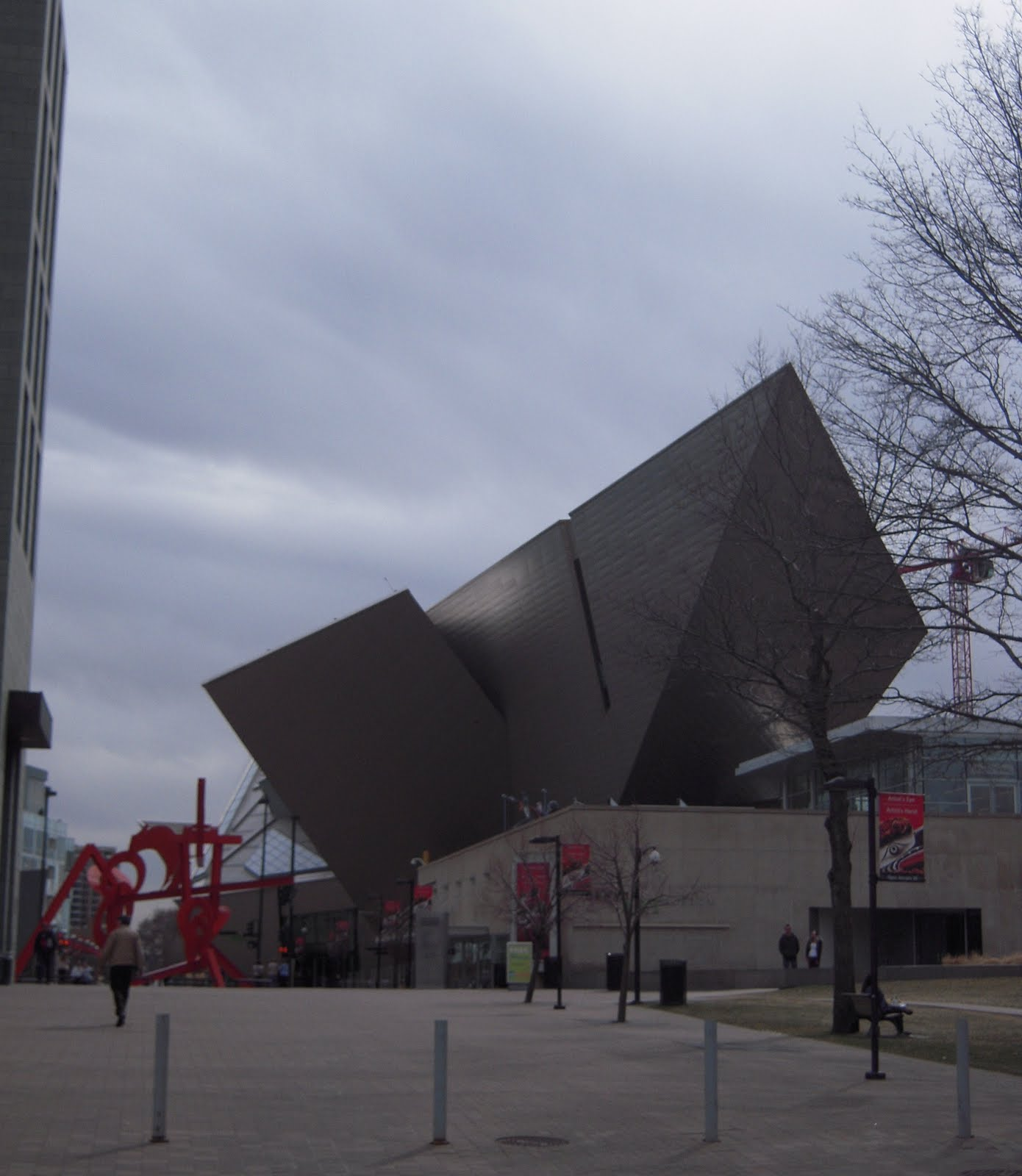 Denver Art Museum: Un Món Volàtil: Extension To The Denver Art Museum