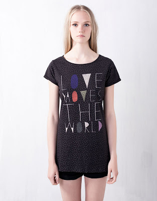 camiseta pull and bear