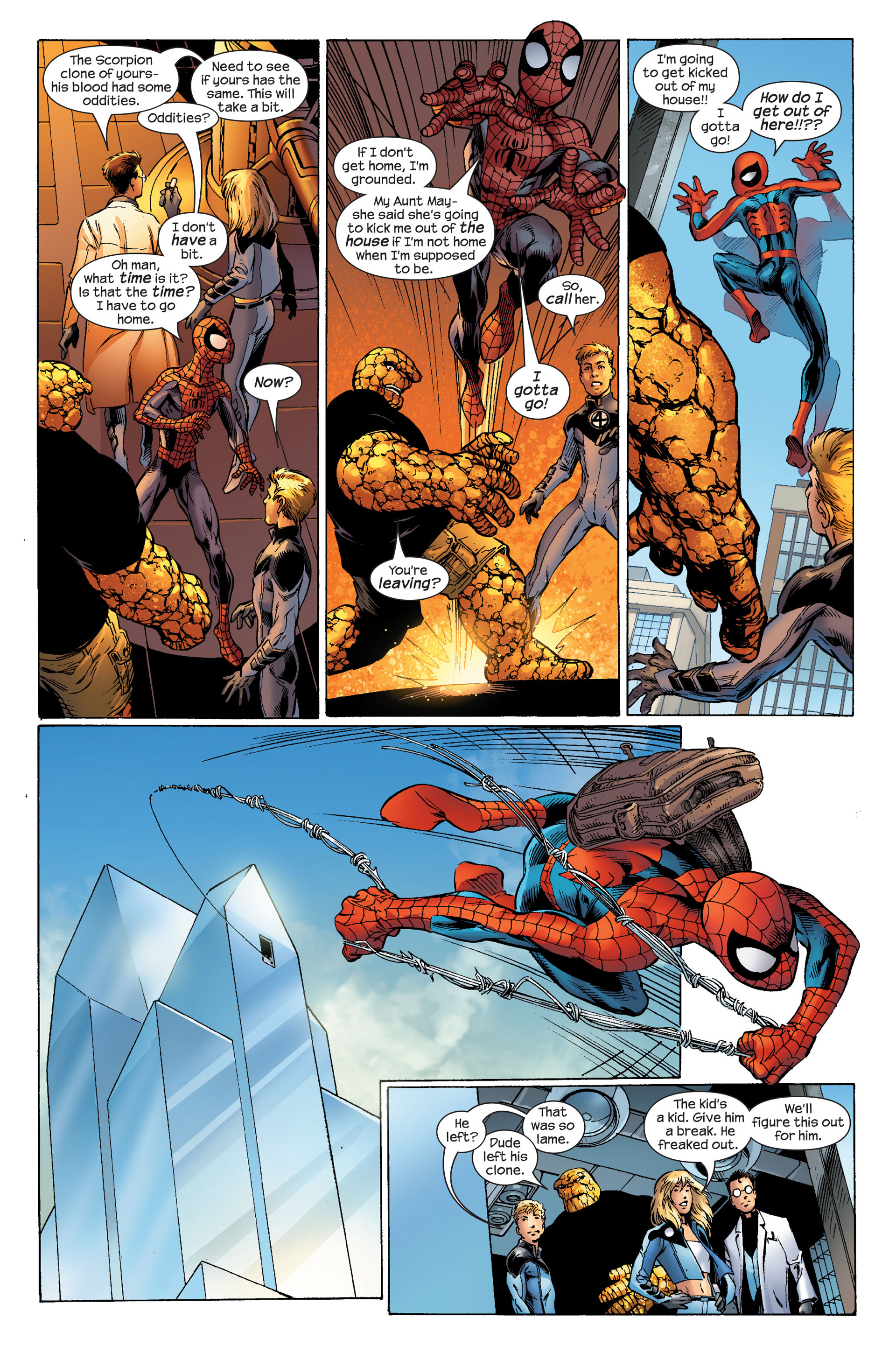 Ultimate Spider-Man (2000) Issue #98 #102 - English 8