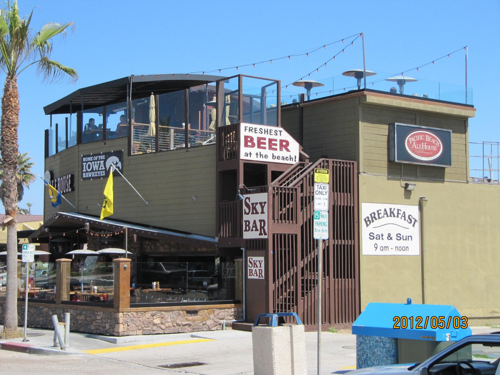 Pacific Beach Brew House