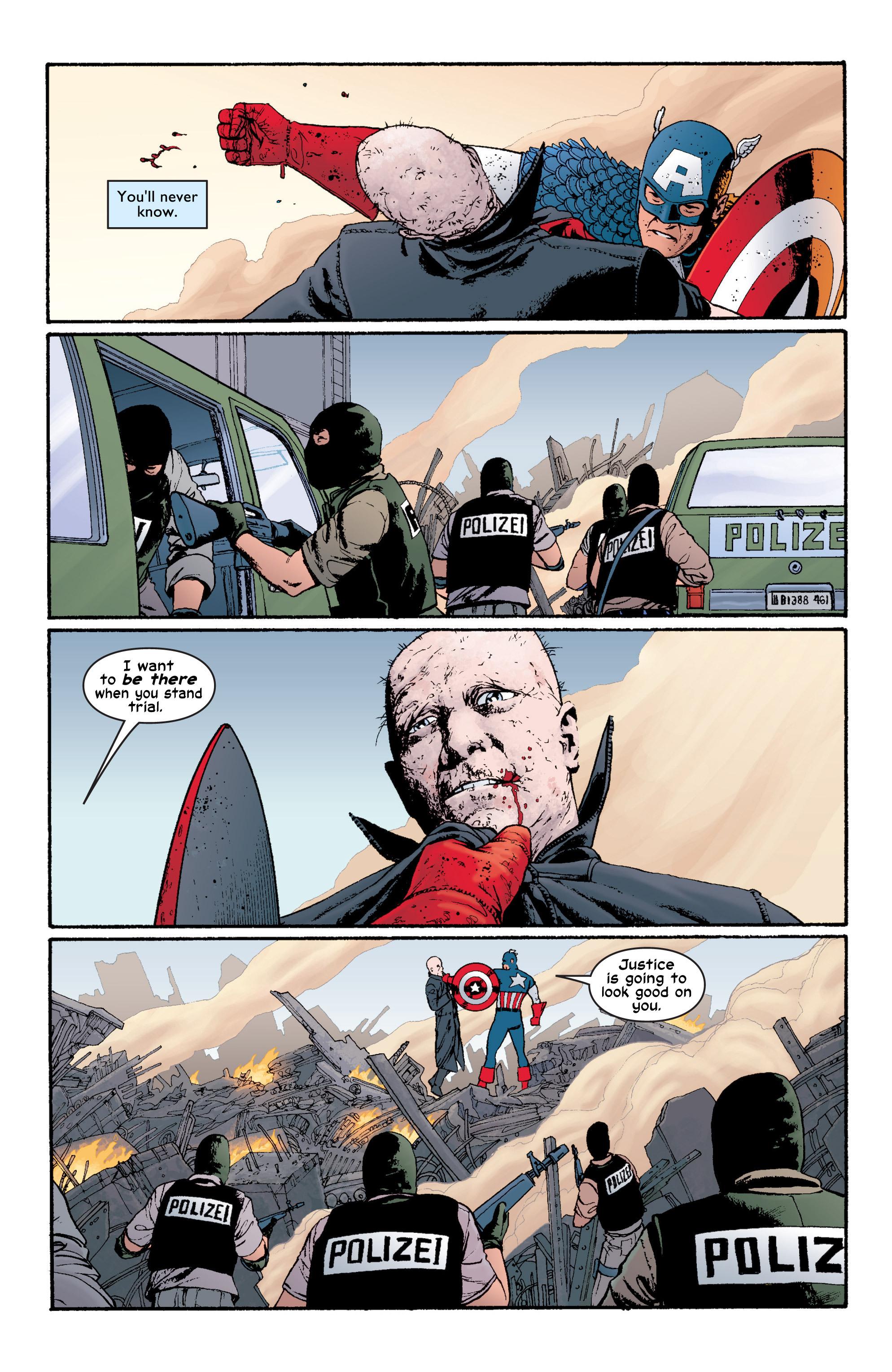 Captain America (2002) Issue #6 #7 - English 12
