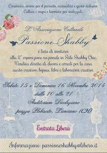 II edizione Passione Shabby