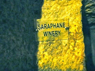 Saraphane Winery at Kaymakli Underground City Turkey