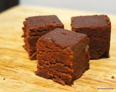 thehomefoodcook - Baileys & Chocolate Fudge