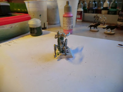 Daemonettes, Demonette, Fiend of, Slaanesh, demon, Games Workshop, ebay, blood bowl