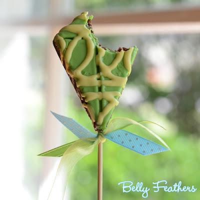 Little Debbie Kite Brownies on a Stick