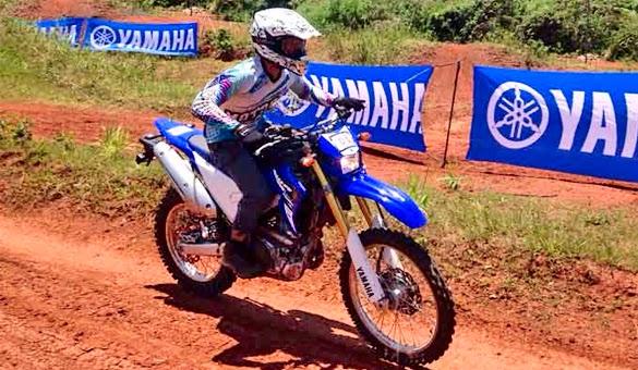 Motor Trail Yamaha WR250R Terbaru 2015
