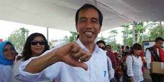 Jokowi dukung Busway Kick