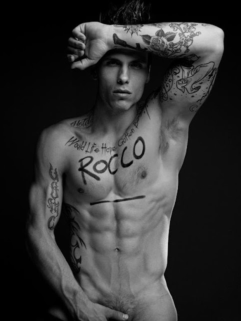Model: Richard Americo Rocco | Photography: Rick Day