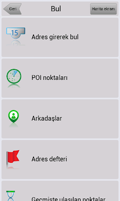 Navitel Navigator v8.0.0.0 Android Eylül 2013