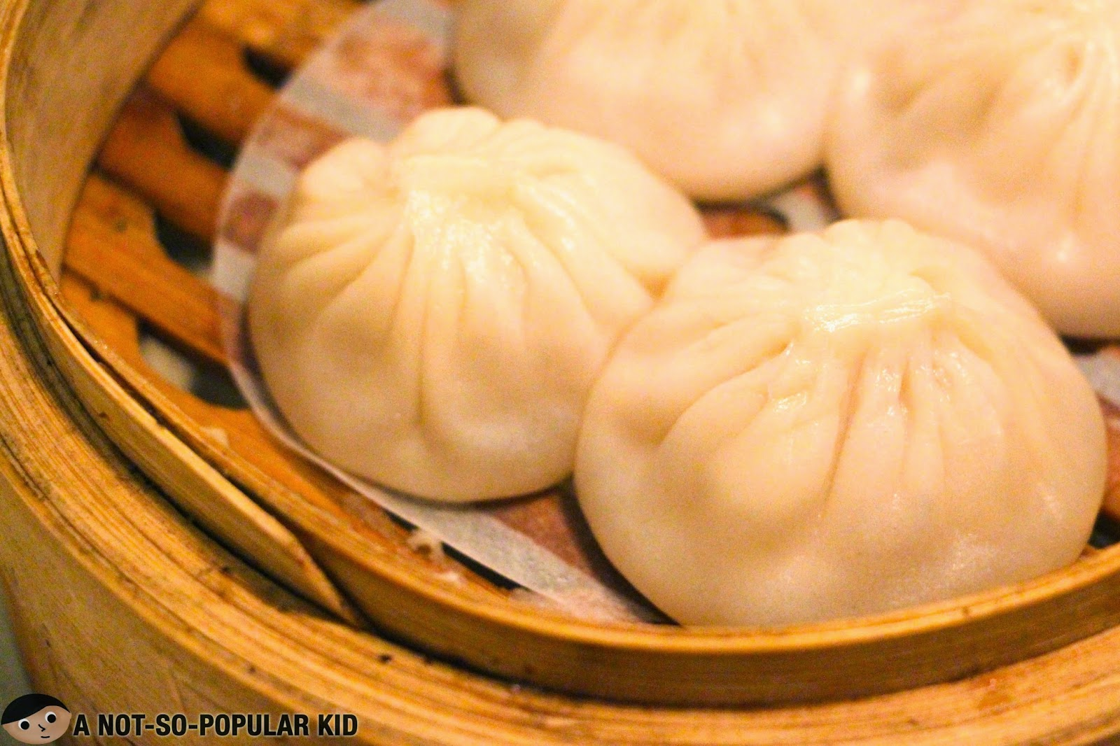 Xiao Long Bao of Lucky Rainbow Seafood Restaurant