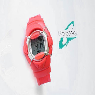 CASIO BABYG BGA887 RED
