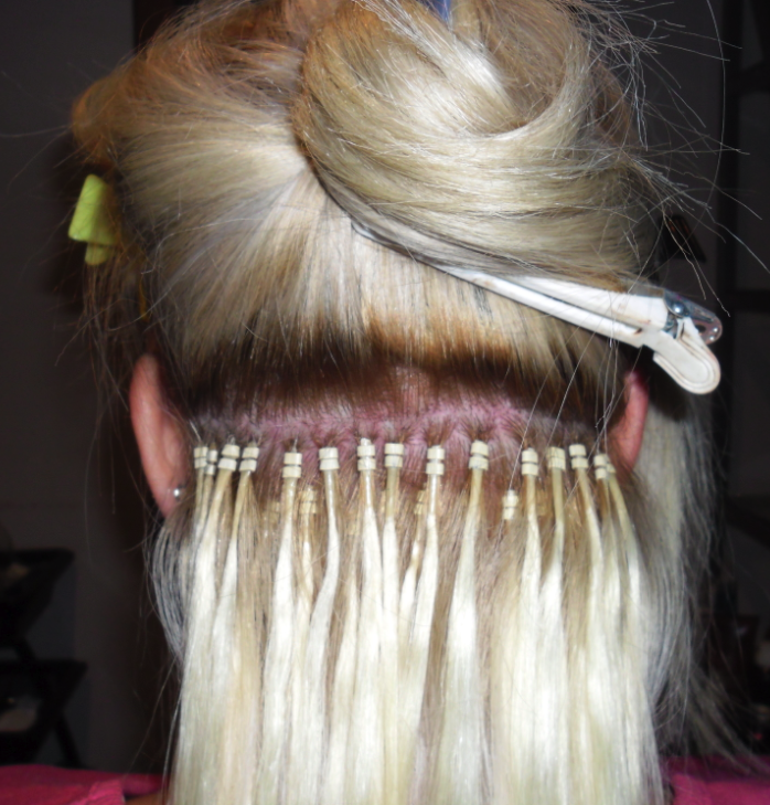 Micro Bead Hair Extensions Ebay 57
