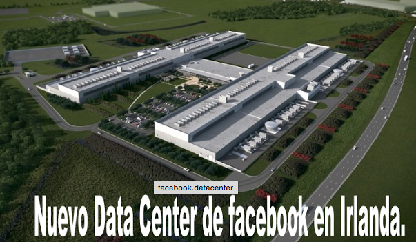 Data Center, facebook, Mark Zuckerberg