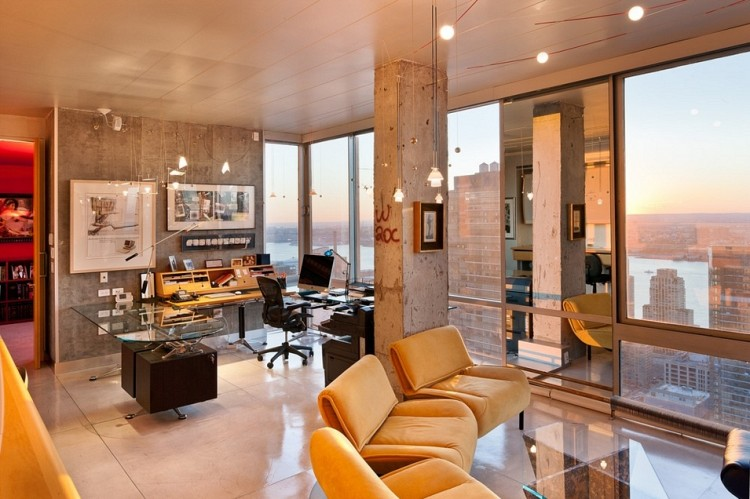 New york city luxury manhattan penthouses the gartner for New york luxury penthouses