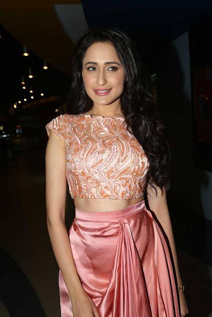 Sexy Pragya Jaiswal Latest Photos In Kanche Trailer Launch