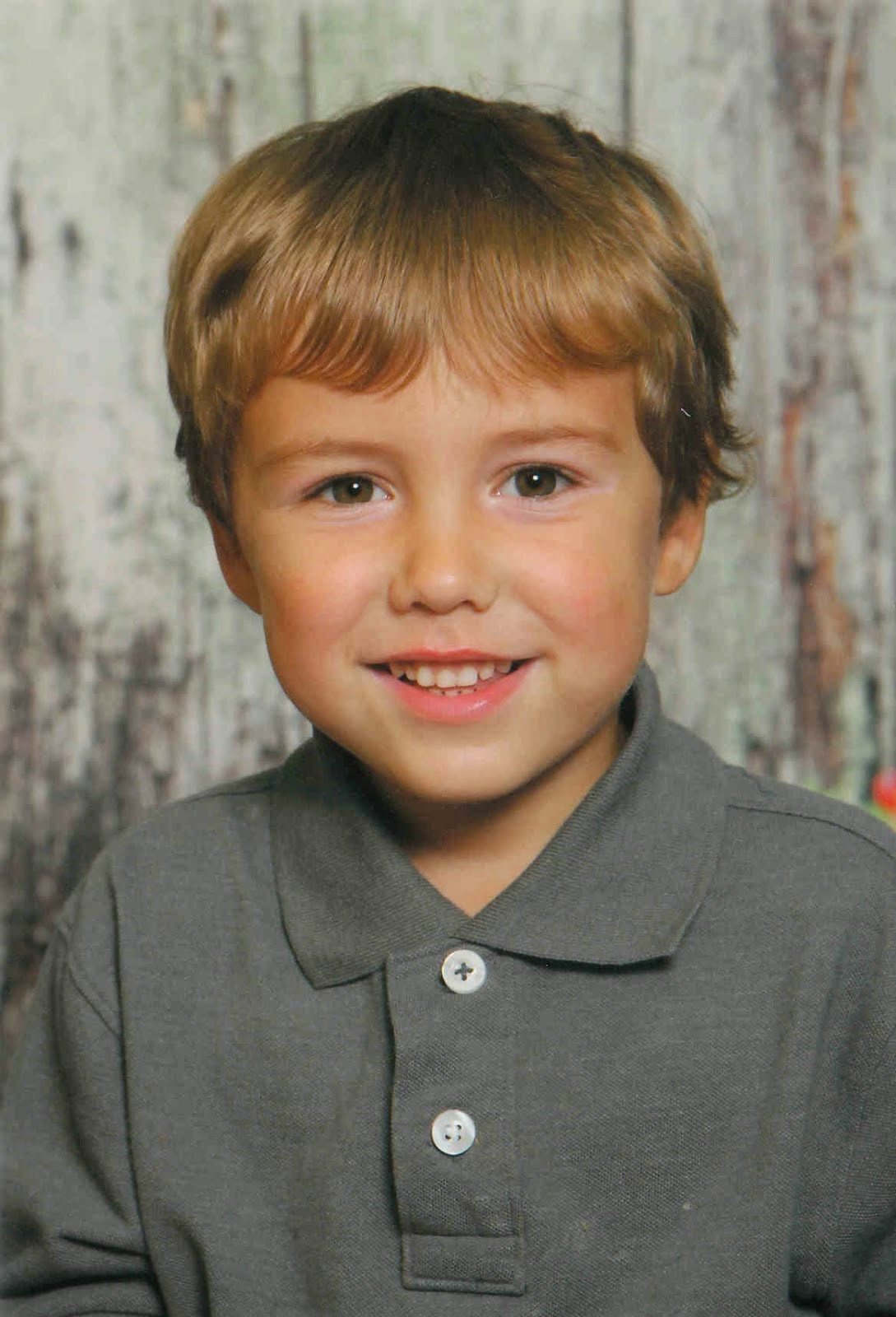 Connor, 5 Years Old