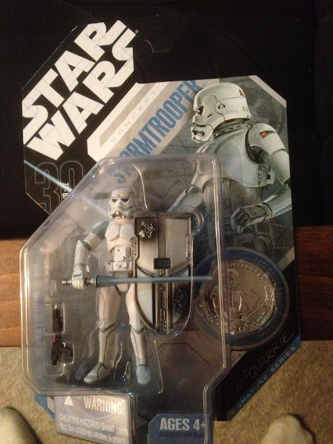 The McQuarrie Concept Stormtrooper.
