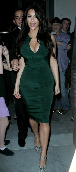 Kim Kardashian 39 The Tonight Show With Jay Leno 39 What Did She Wear