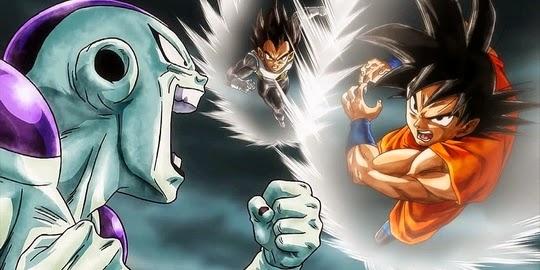Bluray, Dragon Ball Z : La Résurrection de Freezer, Toei Animation, Actu Ciné, Cinéma, Akira Toriyama,