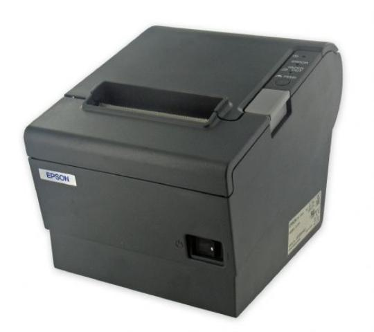 Epson TM-T88 Owner Manual