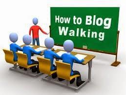 Cara Blogwalking Yang Baik Dan Efektif Meningkatkan Pengunjung Setia Blog