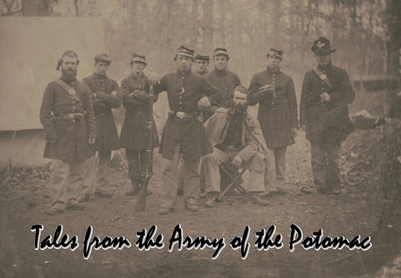 Tales from the Army of the Potomac