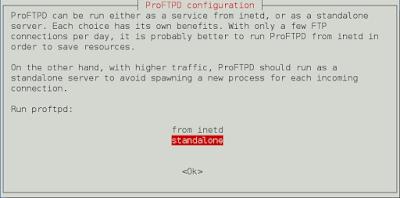 Konfigurasi FTP Server Debian 8 (2)