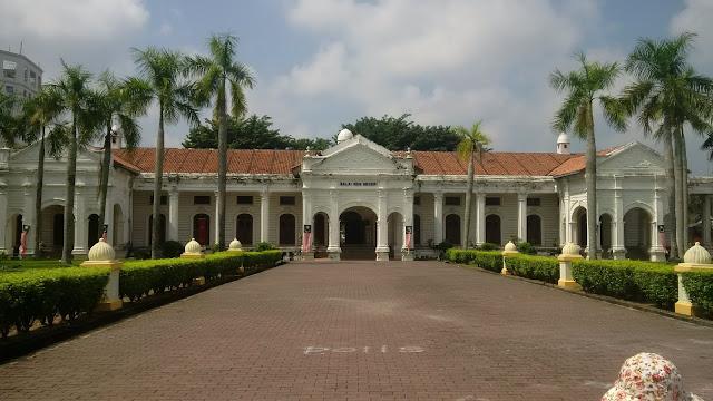 Balai Seni Negeri,State art gallery, tourism, kedah, culture, art,