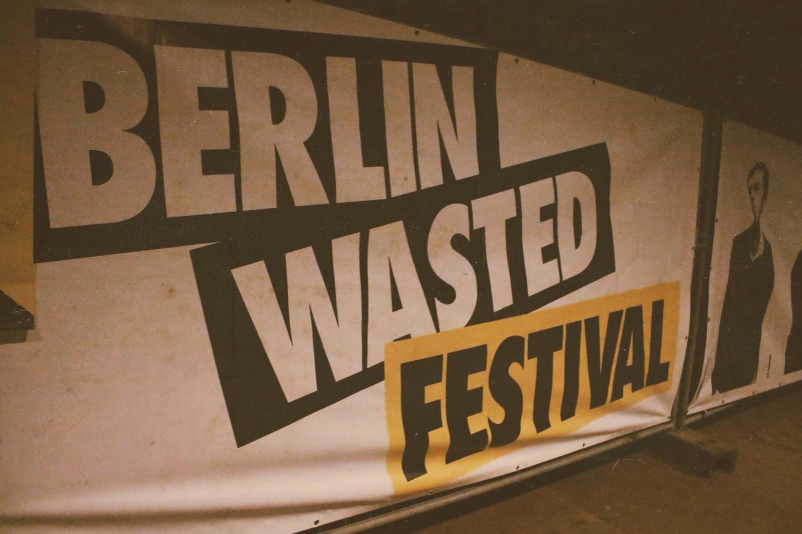 Berlin Festival 2014 // It's Brogues © Brogues Cozens-McNeelance