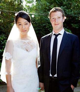 Kumpulan Foto Pesta Pernihan Mark Zuckerberg